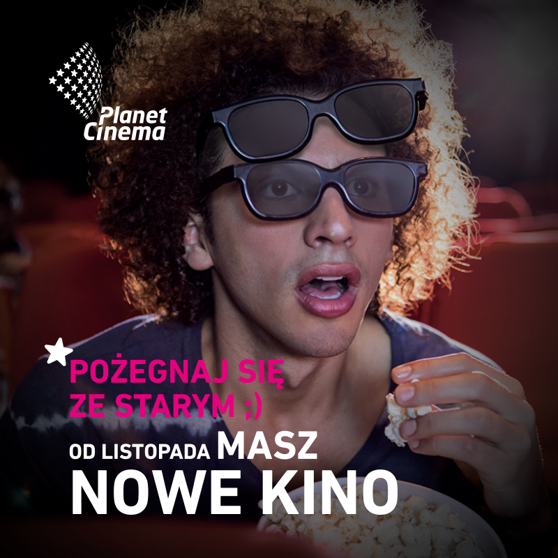 planet cinema - agencjadba.pl