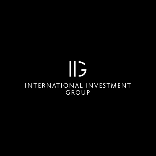 international investment group logo - agencjadba.pl